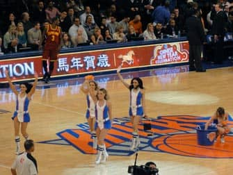 New York Knicks Meneuses