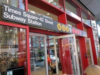 Times Square Station de Métro