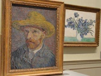 Metropolitan Museum à New York Van Gogh