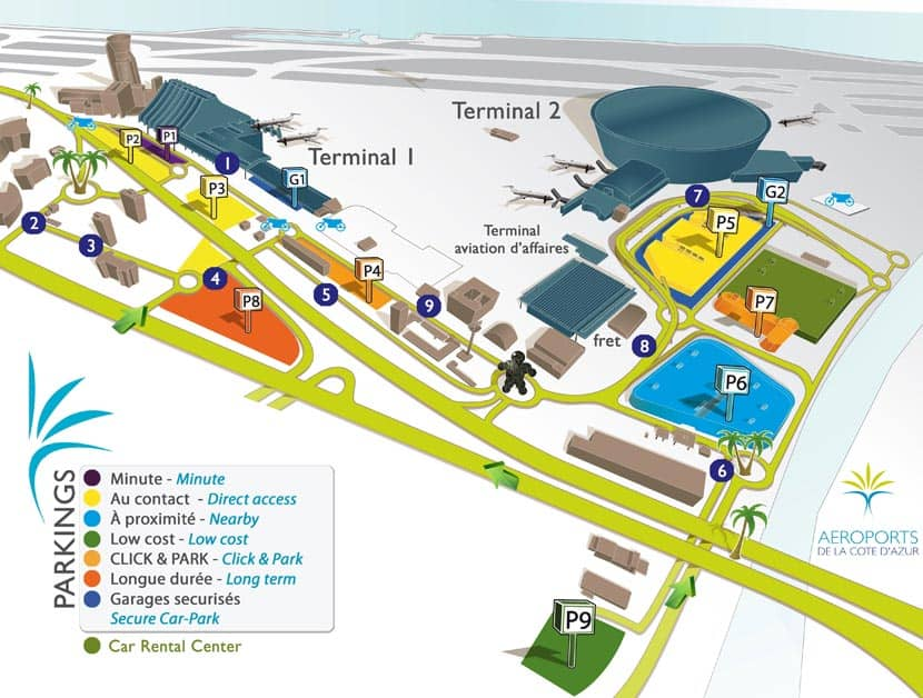 l-aeroport-nice-plan