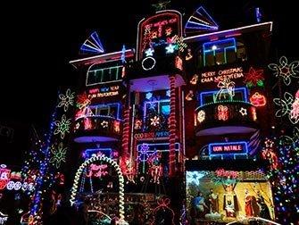 Christmas Lights In New York