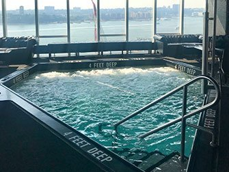 Bars gay à New York - Le Bain Piscine