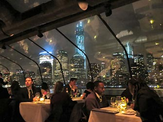 Bateaux Diner-Croisiere a New York - Passagers