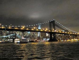 Bateaux Diner-Croisiere a New York - Vue