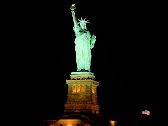Bateaux dinner cruise à New York - Statue de la Liberté