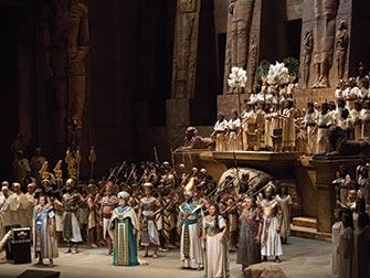 Billets pour l'opéra à New York - Aida