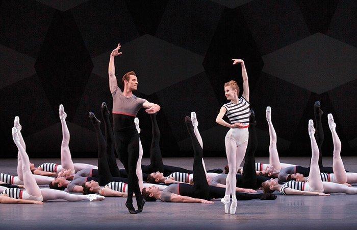 Billets pour un ballet à New York - Everywhere We Go