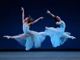 Billets pour un ballet à New York - Serenade