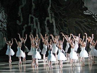 Billets pour un ballet à New York - Swan Lake