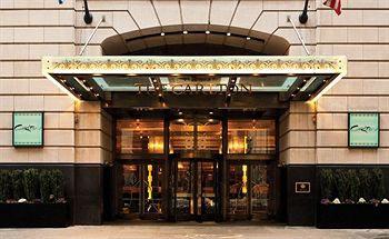 Carlton Hotel à New York