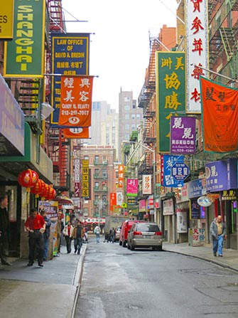 Chinatown-New-York-City