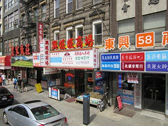 Chinatown-a-New-York-Boutiques