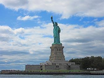 Circle Line Full Manhattan Island Cruise - Statue de la Liberté