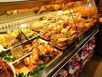 Dejeuner a New York Sandwiches