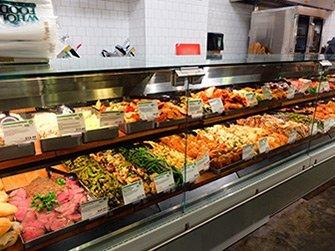 Dejeuner à New York - Whole Foods