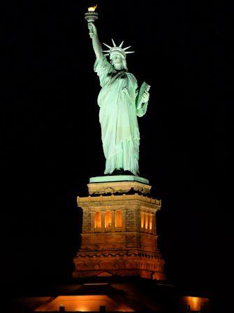 Dîner-croisière à New York - Statue de la Liberté