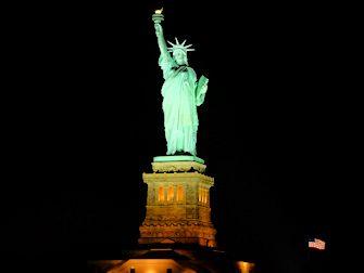 Dîner-croisière avec buffet - Statue de la Liberté