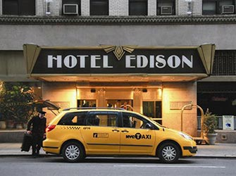 Edison Hotel à New York