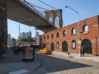 Explorer Pass - Brooklyn Bridge et DUMBO Tour