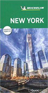 Guide vert Michelin New York FR