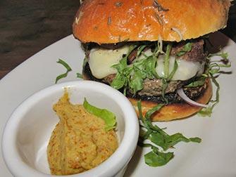 Hamburgers a New York chez Maialino