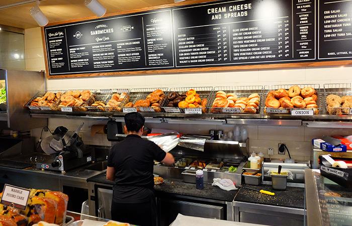 Les meilleurs cafés et bagels de New York - Pick A Bagel