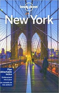 Lonely Planet New York FR