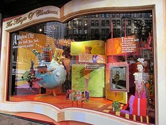 Macy's à New York - Etalage