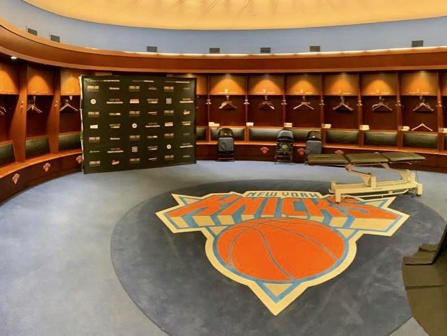 Madison Square Garden New York - All Access Tour Knicks