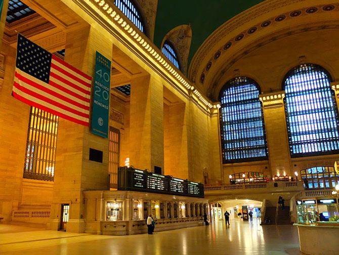 Quartier Midtown Manhattan - Grand Central