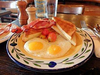 Petit-déjeuner à New York - Petit-déjeuner à Gemma