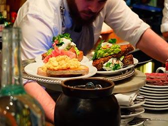 Petit-déjeuner à New York -Tartinettes Buvette