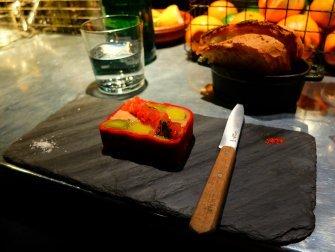 Restaurants romantiques - Cocotte dîner
