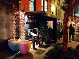 Restaurants romantiques - Cocotte