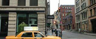 Shopping SoHo New York