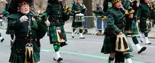 St Patricks Day New York