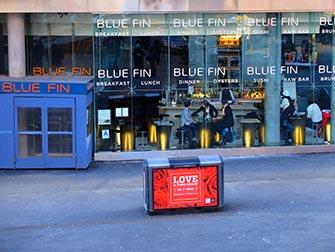 Sushi à New York Blue Fin