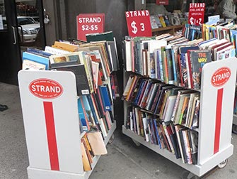 The-Strand-Bookstore-a-NYC