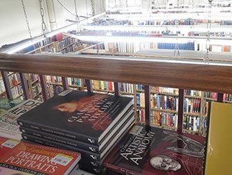 The-Strand-Bookstore-a-New-York-livres