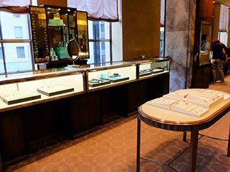 Tiffany & Co. New York - Shopping