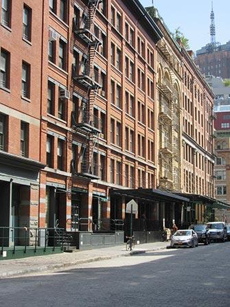Tribeca-a-New-York-Buildings