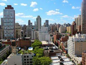 Quartier Upper East Side Newyorkcity Fr