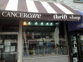 Upper East Side Shopping à NYC - CancerCare
