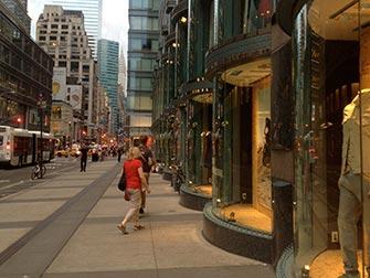 Upper East Side Shopping a NYC - Leche-Vitrine