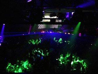 Visite guidée des boîtes de nuit à New York - Club