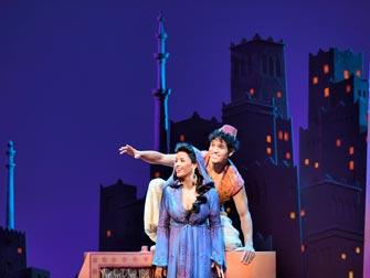 Aladdin Broadway New York