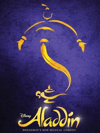 Comédie Musicale Aladdin Broadway New York