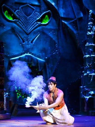 Aladdin New York