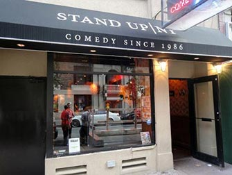 Comedy Club - Stand Up New York