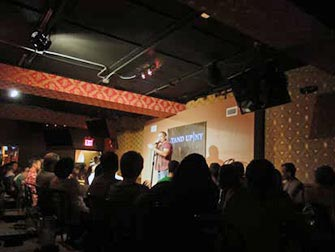 Comedy Club - Comédiens Stand Up New York
